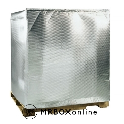 48x40x48 Cool Shield Bubble Pallet Cover