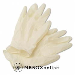 Latex Gloves Powder Free Small