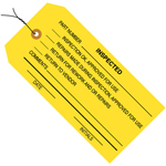 Inspected Yellow Tags