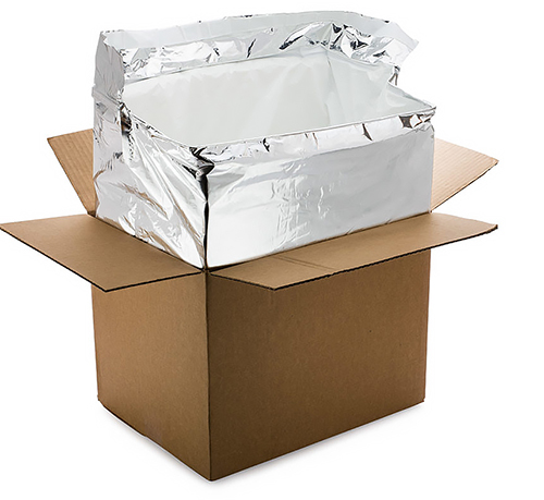 Insulated Cardboard Box Liners