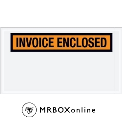 5.5x10 Invoice Enclosed Envelope