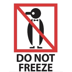 3x4 Do Not Freeze Labels