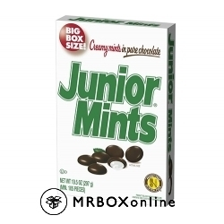 Junior Mints with a  $325 order