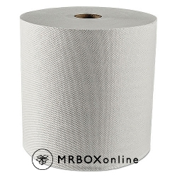 Kleenex 8x425  White Hard Roll Paper Towel