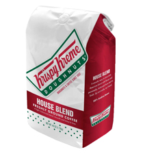 Krispy Kreme Coffee with a $475 order