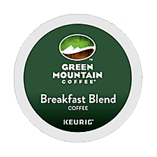Keurig GREEN MOUNTAIN COFFEE� Breakfast Blend