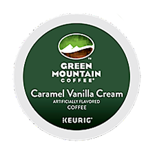 Keurig GREEN MOUNTAIN COFFEE� Caramel Vanilla