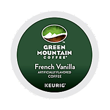 Keurig GREEN MOUNTAIN COFFEE� French Vanilla