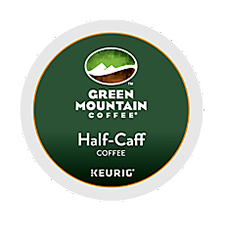 Keurig GREEN MOUNTAIN COFFEE� Half-Caff