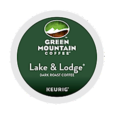 Keurig GREEN MOUNTAIN COFFEE� Lake & Lodge�