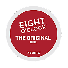Keurig EIGHT O\'CLOCK® The Original