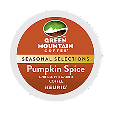 Keurig GREEN MOUNTAIN COFFEE� Pumpkin Spice