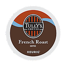 Keurig TULLY\'S� French Roast