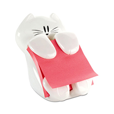 3M Post-it Cat Pop-up Dispenser