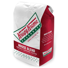 Krispy Kreme Ground Coffee 2.5 lbs