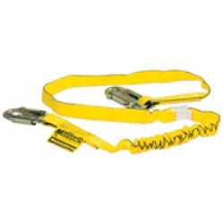 Shock Absorbing Lanyards