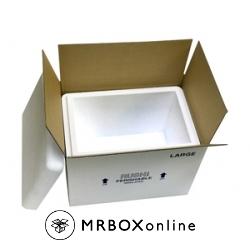 Styrofoam Coolers | Foam Cooler Boxes | MrBoxOnline