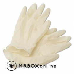 Latex Gloves Powdered Small