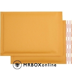 12.5x19 Lucky Dog Kraft Bubble Mailers 6