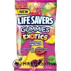 Lifesavers Exotic Gummies with a $225 order