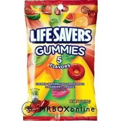 Life Savers Gummies with a $225 order