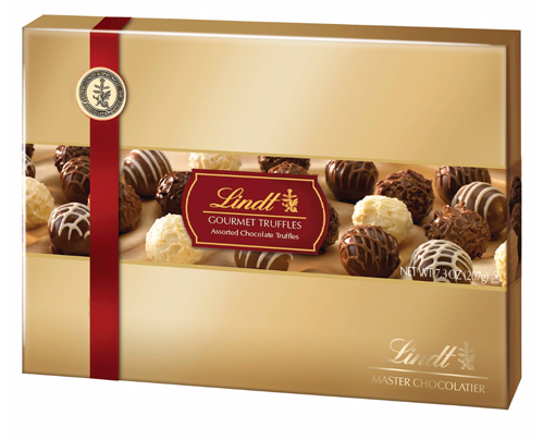 Lindt Gourmet Assorted Truffles with a $1200 order