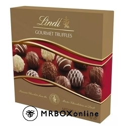 Lindt Gourmet Truffles with a $625 order