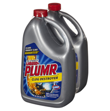 Liquid Plumr Clog Destroyer