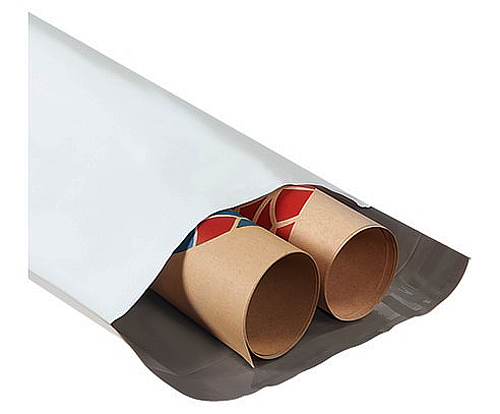 8.5x33 Long Poly Mailers