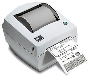 Zebra Desktop Direct Transfer Printers