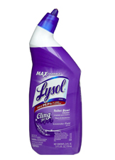 Lysol Cling Gel Toilet Bowl Cleaner