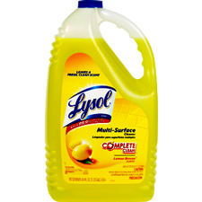 Lysol Multi Purpose Cleaner Lemon Breeze 144 ounces