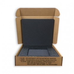 Adjustable Laptop Notebook Shipper Box
