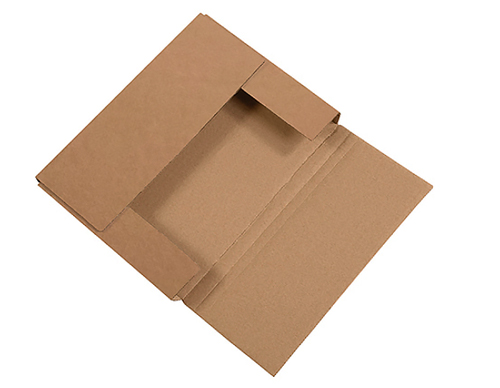 15x11-1/8x2 Kraft One Piece Folder Box
