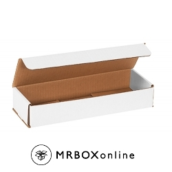 12x4x2 White Die Cut Mailer Boxes