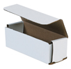 6x2x2 White Die Cut Mailer Box