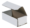 6x3x2 White Die Cut Mailer Boxes