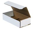 8x4x2 White Die Cut Mailer Boxes