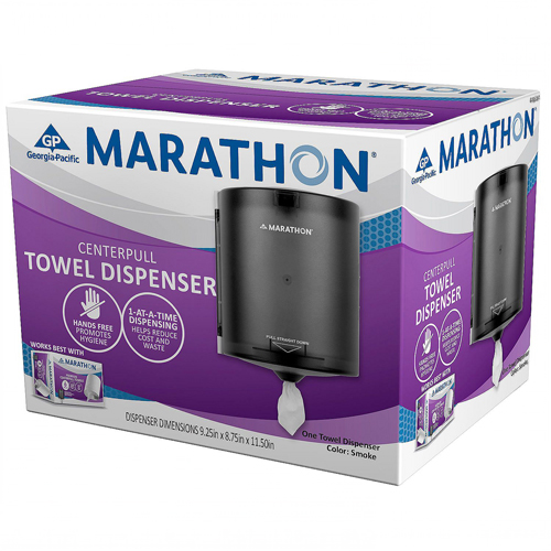 Marathon Center Pull Towel Dispenser