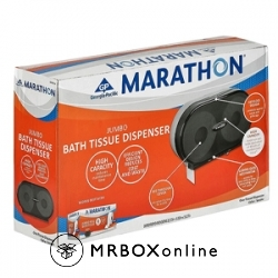 Marathon Junior Jumbo Toilet Paper Dispenser