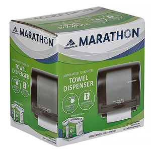 Marathon Touchless Hardroll Towel Dispenser