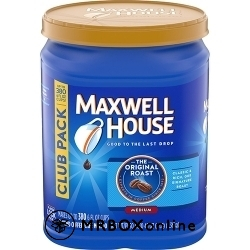 Maxwell House Ground Coffee 48 ounce