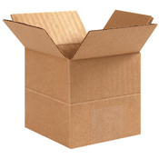 4x4x4 Multidepth Shipping Boxes