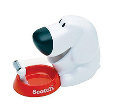 3M Scotch Dog Tape Dispenser with a $225 order