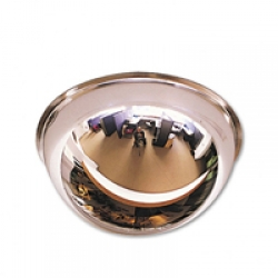 Full Dome Convex Security Mirror 18
