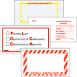 Miscellaneous Envelopes