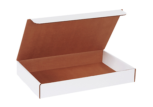 14.125x8.75x2 Die Cut Literature Mailers boxes