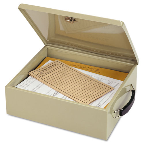 Jumbo Cash Box with Lock