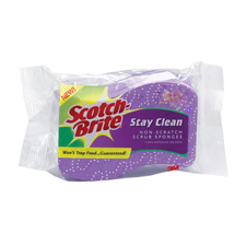 3M Scotch-Brite Stay Clean Sponges