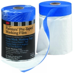 3M Pre Taped Drop Film